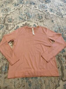 Lululemon Womens Long Sleeve Pull Over Size Small