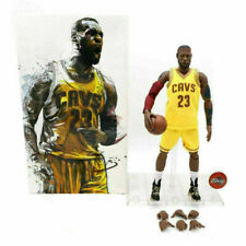 1/9 Scale NBA Masterpiece Collection LeBron James Motion Action Figure