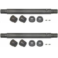 Pair Set 2 Front Lower Suspension Control Arm Shaft Kits Moog for C20 G30 R3500