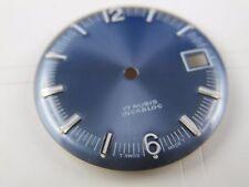 Blank Wrist Watch Dial 29mm Fit For ETA 955.112 / ETA 2836 -Swiss Made-  #256