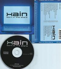 XAIN-BORN IN THE STARS(PROXYON,LASERDANCE,RYGAR,KOTO...)-SWITZERLAND-CD-NEW-