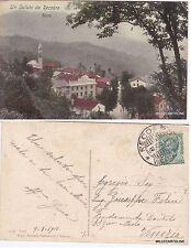 # RECOARO: UN SALUTO DA - HOTEL ALPINO STARO    1911