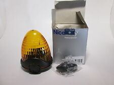 Lampe clignotante NICE 12V avec Antenne intégrée - LUCYB
