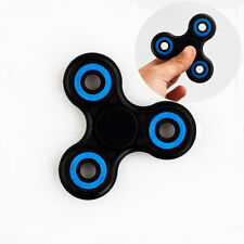 Hand Spinner Tri Fidget Metal Ball Bearings EDC Desk Toy Stress Reliever Toys