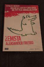 Zemsta - DVD - POLISH RELEASE ,