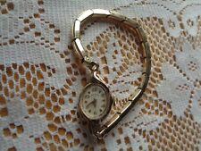 Vintage Lady Elgin 14 K Gold 23 Jewels Non Working Repair Parts