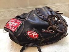 "Rawlings Revo SC650 33"" Baseball Softball Catchers Mitt Right Hand Throw"