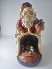 Jim Shore Heartwood Creek Christmas Spirit Lives Within Santa Figurine 4006647