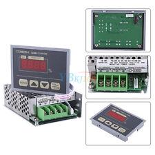 12-80V PWM DC Motor Controlador Regulador Velocidad  + Digital Monitor Panel 30A