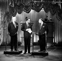 OLD CBS TV RADIO PHOTO TV Quiz Show The $64, 000 Challenge with Ralph Story 8