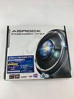 Asrock FM2A88X-ITX+ Plus Socket FM2 Plus AMD A88X Motherboard NEW OPEN BOX FF
