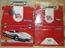 Speed Racer Gift Bags / Boxes ~ Hallmark ~ SEALED PACK OF 8 ~ SpeedRacer
