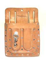 Jelco 4 D Ring Leather Lineman Belt Size D22 Model 86865