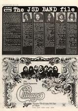 JSD Band File MM3 Chicago Rainbow Theatre, London show advert 1973