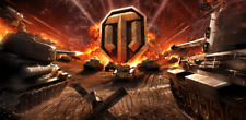 WoT EU World of Tanks Account Unicum 200k free exp, Type 59, Kv5, E25, leFV