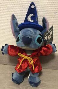 Plush Mp Stitch Sorcerer Disneyland Paris