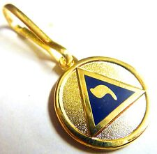 YOD Lodge of Perfection Scottish Rite 14th Degree Masonic Freemason ZIPPER PULL