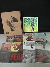 The Walking Dead 100 Box Limited Edition Image Comics Kirkman Adlard Incomplete