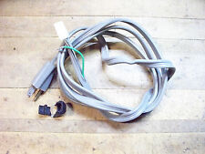 s l225 maytag washer & dryer power cords ebay Maytag 3000 Front Load Washer at crackthecode.co