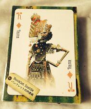 Playing Cards Sundanese Rod Shadow Puppet Wayang