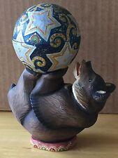 G. Debrekht HAVING A BALL CIRCUS BEAR , 2005 Ltd. Ed. 246/1200 NIB #58310-6
