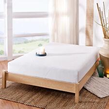 """Spa Sensations 8"" Memory Foam Mattress Custom Sleep Surface Twin"