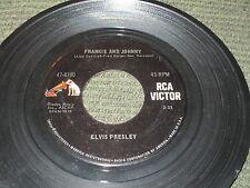 Elvis Presley, Frankie & Johnny / Please Don't Stop Loving Me