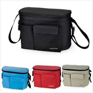 Four Colors Pram Bag Baby Nappy Changing Set Mummy Handbag Diaper pushchair bag