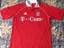 271828b751d84 Camiseta Trikot Shirt BAYERN MÜNCHEN MUNICH Adidas 3 LUCIO 2003 Season Size  M