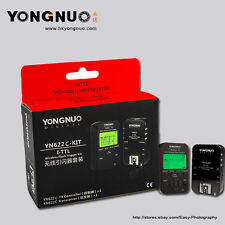 Yongnuo YN-622C Kit ETTL Wireless Flash Trigger for Canon Cameras