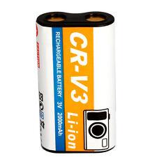 High Quality CR-V3 CRV3 Rechargeable Battery For Kodak Camera