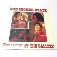 The Higher State Freakout At the Gallery Superb Garage Rock New Sealed Vinyl LP