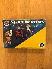 Vintage Airfix 1/32 Scale Space Warriors - 14 figure box