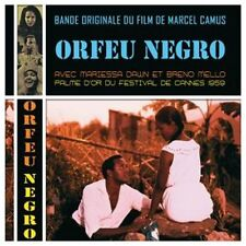 CD Orfeu Negro - Antonio Carlos Jobim - Brésil - BOF