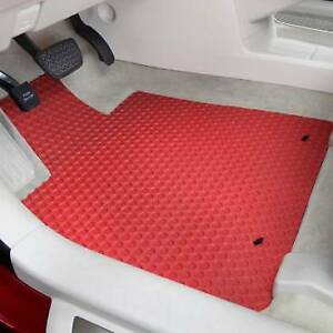 Kenworth T680 Rubber All-Weather Floor Mats 2PC Fits 2013-2020 Pick Color!
