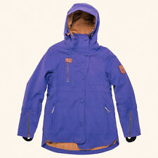 HOLDEN Women's NAOMI Snow Jacket - Electric Indigo - Size Medium - NWT