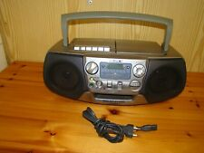 Sony CFD -V27L  Tragbares CD Radio Cassetten recorder