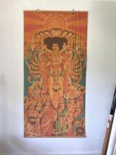 Jimi Hendrix-Axis Bamboo Rollup Blind Wall Window Hanging