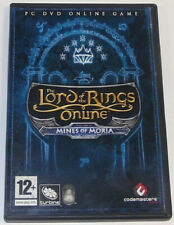 PC - DVD Rom Game - The Lord of the Rings Online: Mines of Moria