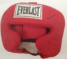 Muhammad Ali Signed Everlast Headgear Autographed JSA