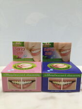 2X25G HERBAL CLOVE TOOTHPASTE 5 A ANTI BACTERIA REDUCE BAD BREATH TEETH DECAY