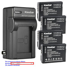 Kastar Battery Wall Charger for Leica BP-DC7 BC-DC7 & LEICA V-LUX 20 Camera