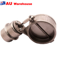 Positive Pressure Activated Exhaust Cutout 70MM CLOSE Style Pressure: About 1BAR