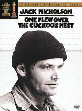 One Flew Over the Cuckoos Nest (DVD, 2002, 2-Disc Set, Two Disc Special Edition)