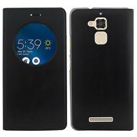 """Housse Etui Coque Pochette Plastique View Case Asus Zenfone 3 Max ZC520TL 5.2"""""""
