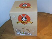 NEW Canada Mint Looney Tunes 9 Coin Set $10 Silver Proof in Display Case Box