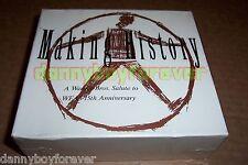 Making History Warner Bros Salute to WEA 15th Anniversary NM 4 CD Box Set PROMO
