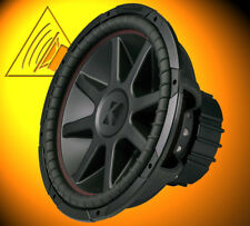 KICKER CVR152-43 - 38cm/380mm Auto Subwoofer Chassis - 1000 Watt MAX