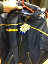 UMBRO JACKETS PRO TRAINING RAIN JACKETS IN NAVY OR BLACK AT £14