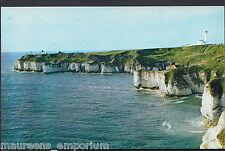 Yorkshire Postcard - The Fog Station & Lighthouse, Flamborough Head  RT727